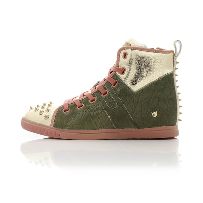 Crazy Horse II-Olive / Gold