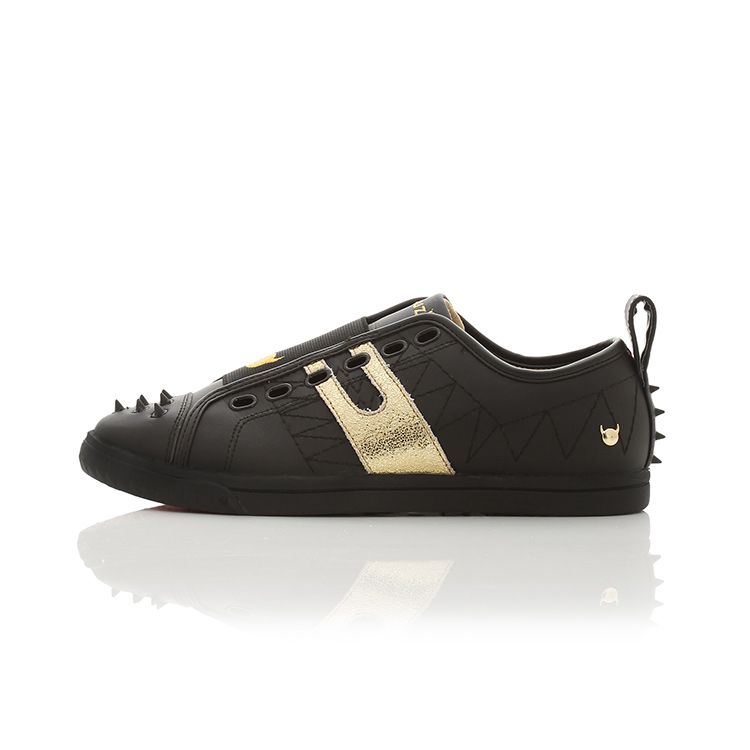 Crazy Horse  Lo-Black / Gold