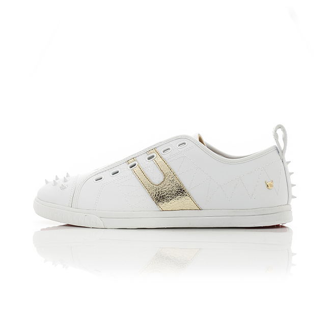 Crazy Horse  Lo-White / Gold