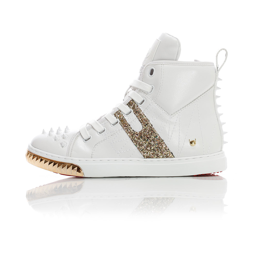 Crazy Horse II - White/Gold