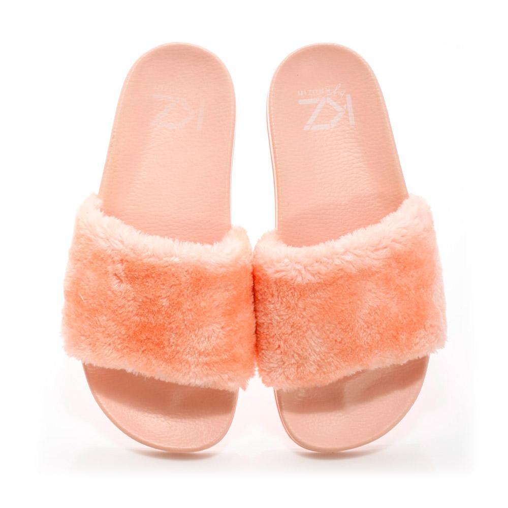 KZ slide - Fur Pink