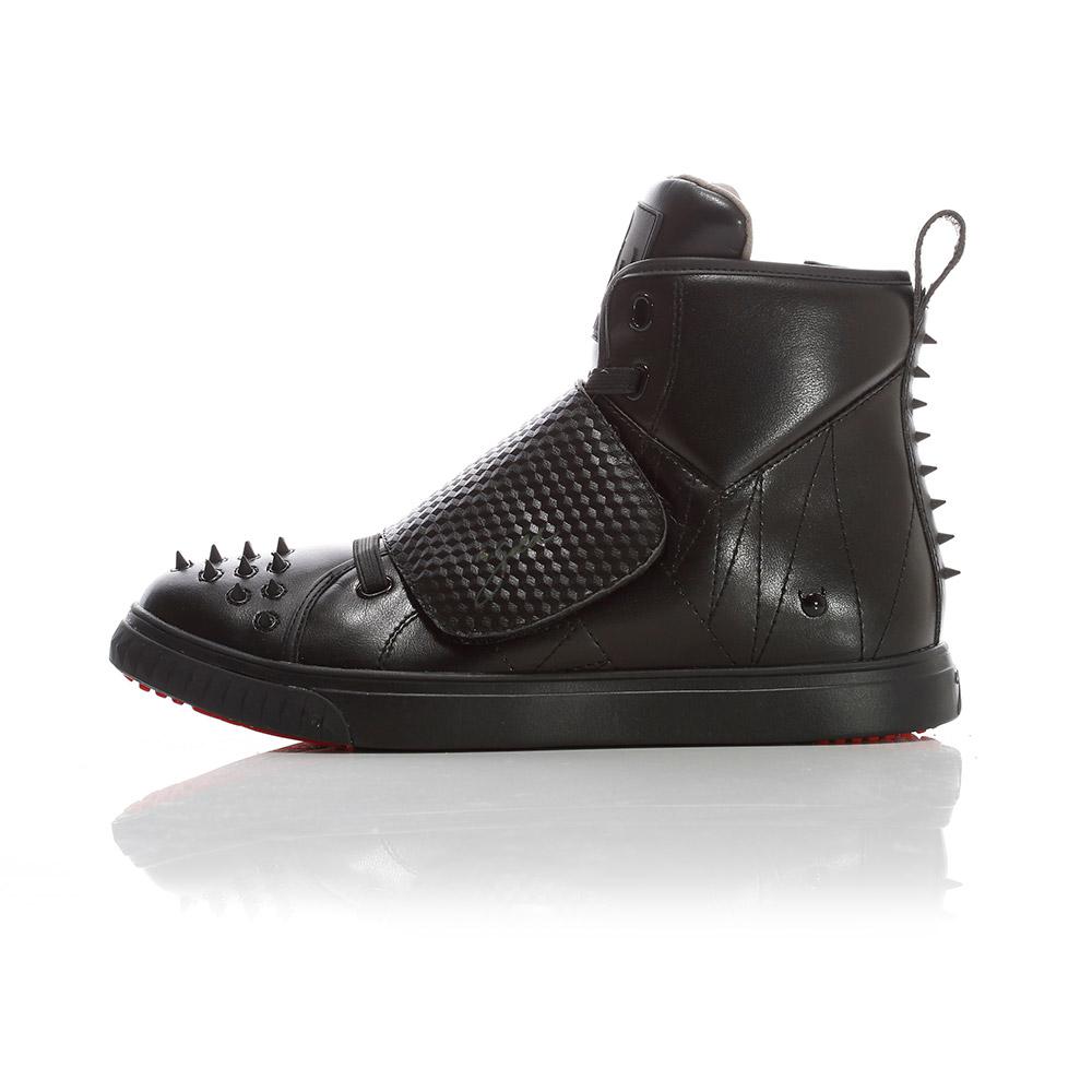 Velcro Horse - Black / Black