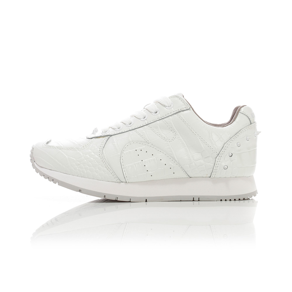 Boston 2.0 - White Croco